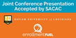 Joint Conference Presentation by Keyana Scales, Vice President for Enrollment and Jacquelyn D. Elliott, Ed.D. Accepted by SACAC