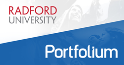 Radford University Selects Portfolium