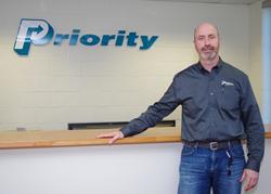 Priority Rental's Luke Mulholland