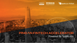 Ping An Technology Partners with SparkLabs to Launch a New Global FinTech Accelerator
