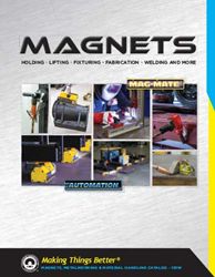 New Magnet Catalog from Industrial Magnetics, Inc.