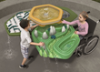 Aquatix by Landscape Structures Brings Children of All Abilities Together for Aqua Play