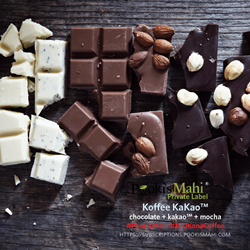 Pooki's Mahi Koffee KaKao™ Single Serve Coffee Pods from $36 per box @ https://subscriptions.pookismahi.com