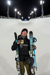 Monster Energy's David Wise Wins Gold in Ski SuperPipe at X Games Aspen 2018