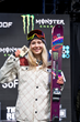 Monster Energy's Maggie Voisin Takes Gold in Women's Ski Slopestyle at X Games Aspen 2018