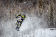 Monster Energy's Kody Kamm Takes Bronze in Snow Bike-Cross at X Games Aspen 2018