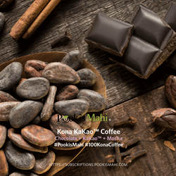 Pooki's Mahi Kona KaKao™ coffee subscriptions launching soon @ https://subscriptions.pookismahi.com/collections/100-kona-coffee-subscriptions