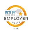 2018 Employer of Choice Award