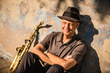 Saxophonist/composer Benjamin Boone. (Photo: Tomas Ovalle)