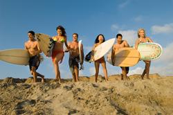 Austrlian Surfers