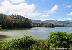 Lake Cachi, Tapantí National Park. Orosi Valley, Costa Rica.