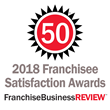 2018 Top 50 Franchise by Franchise Business Review