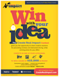 "Students can Save Lives and Cash In with ""Create Real Impact"" Contest"