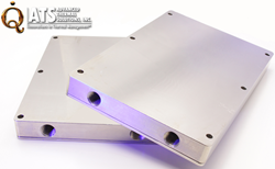 New ATS liquid cold plates with innovative fin design perform 30% better than comparable products on market
