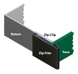 Zip.Trim, trim cap, EasyTrimmer, SignComp