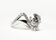 A Departure from Tradition, 3D Printing Technology Renews the Classic Solitaire Engagement Ring.