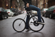 Front wheel drive bicycle