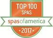 New Life Hiking Spa Named Number One on Spas of America 2017 Top 100 List