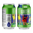 CW4K Sparkling Water in aluminum can