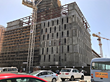 Going up: As the 65-floor tower of the Shangri-La Jeddah Hotel (adjacent to the Red Sea) takes shape, the PENETRON ADMIX-treated below-grade foundation keeps the structure dry and stable.