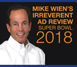 Former Pepsi/Frito-Lay Marketing Executive and Georgia State Professor Mike Wien Releases the 19th Annual Irreverent Super Bowl Ad Review