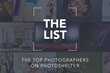 Recognizing Exceptional Visual Storytelling: An Exclusive List of the Top Photographers on PhotoShelter