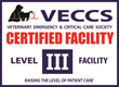 MedVet Mahoning Valley Receives Certification as a Level III Veterinary Emergency and Critical Care Facility