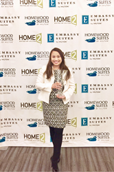 Golda Mae Escalante wins Excellence in Operational Leadership Award