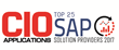 Winshuttle Named Top 25 Rated SAP Solution Provider by CIO Applications Magazine
