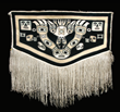 Chilkat Textile, 19th Century, courtesy Kim Martindale on offer at the San Francisco Tribal & Textile Art Show