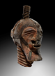Songye Figure, Democratic Republic of Congo Late 19th Century Wood, metal, horn courtesy of Didier Claes, Brussels