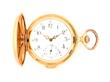 Volta Swiss 18K Gold Pocket Watch, estimated at $3,000-5,000.