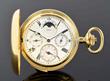 Patek Phillipe for Bailey Banks & Biddle 18K Pocket Watch, estimated at $35,000-45,000.