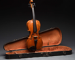 Antique Cased 4/4 Violin, estimated at $15,000-20,000.