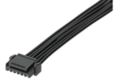 Molex Micro-Lock Plus Off-the-Shelf Discrete Wire Cable Assemblies