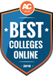 Best Online Colleges of 2018