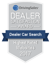 Dealer Car Search Wins Highest Rated Website Provider Award