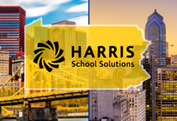 Harris School Solutions offering a PA-optimized school financial solution.