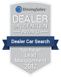 Dealer Car Search Wins Top Rated Lead Management Award