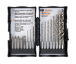 WORX 16-Piece Drill & Drive Bit Set features 1/4 in. hex shanks for use in quick-change chucks.