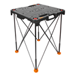 Sidekick is a portable, 24 in. by 24 in. worktable that sets up in seconds.
