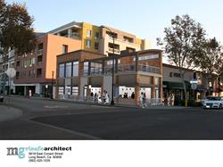 Long Beach Architect 3d Render