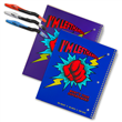 Super Power Wide Ruled Notebook Set