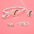 Dune Jewelry Traveling Heart Collection