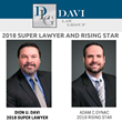 Wheaton, Illinois, Attorney Dion U. Davi Named to Super Lawyers List for 2018