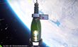 Worldwide First - Champagne Sent to Space