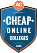 Most Affordable Online Colleges for 2018