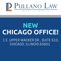 Personal Injury attorney Pullano Law Offices moves Chicago office locaiton