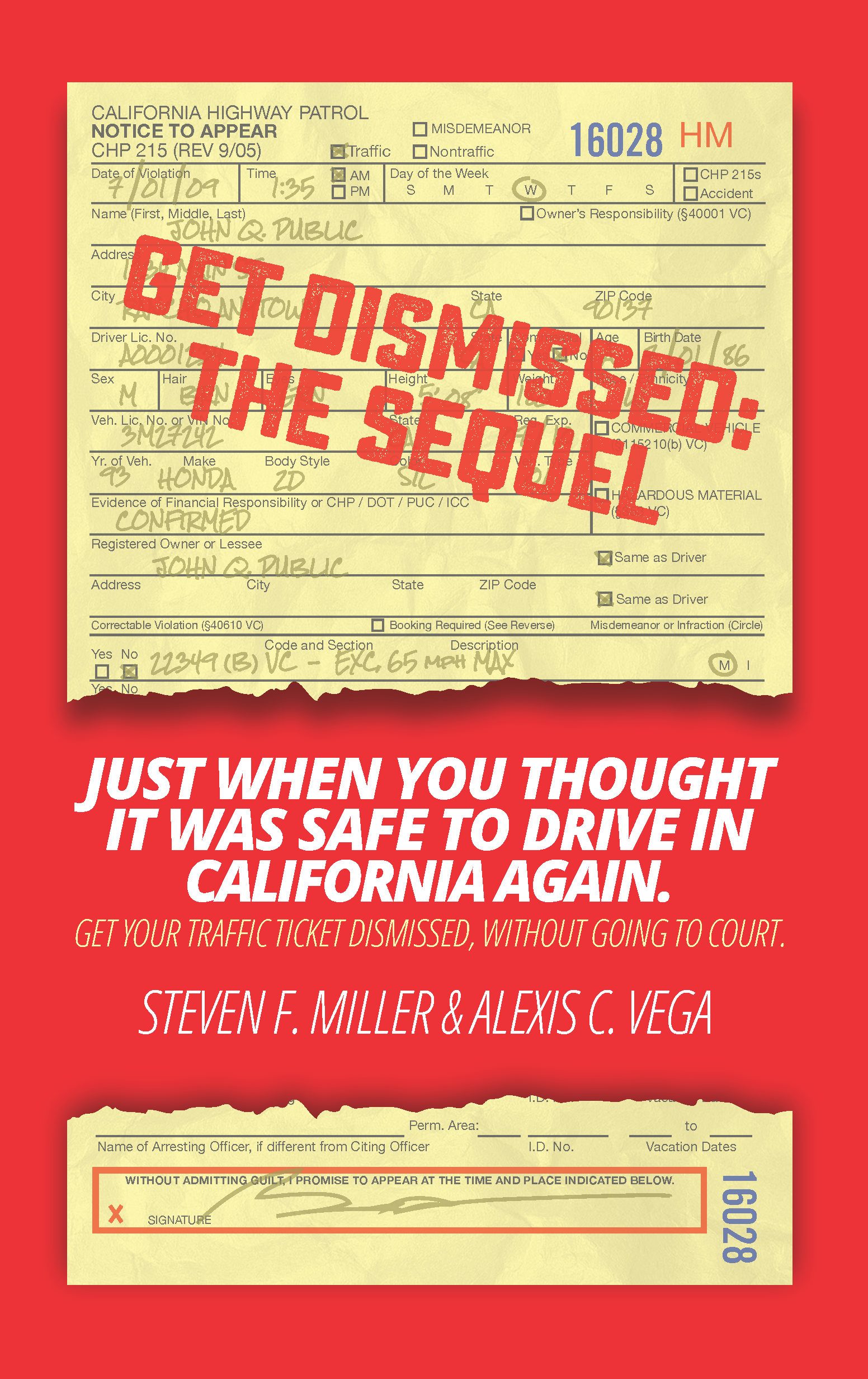 GetDismissed.com Releases New How-To Book About Fighting ...