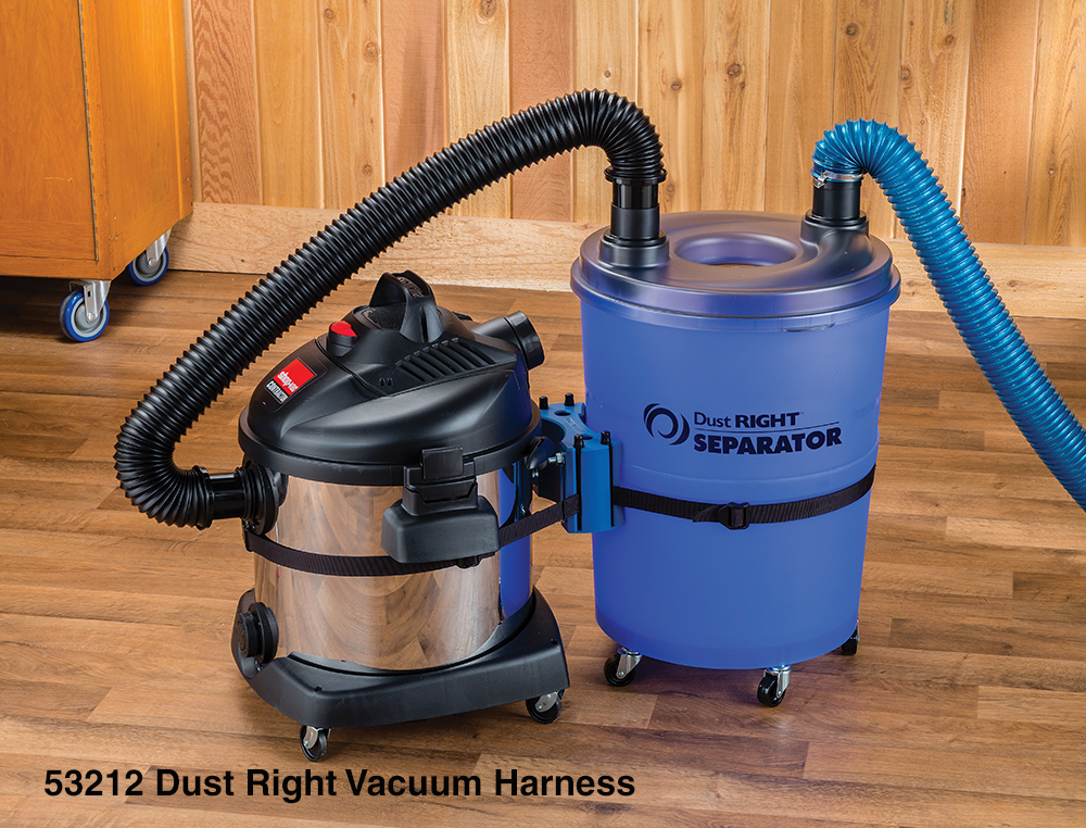 Rockler Expands Line Of Dust Right Innovations Seven New